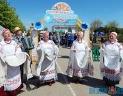 Более 800 любителей музыкального фольклора собрал фестиваль «Дняпроўскія галасы ў Дуброўне»