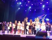 Обладателем Гран-при конкурса юных исполнителей «Халі-Хало» в Новополоцке стал 12-летний минчанин