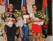 Витебчанка завоевала «серебро» на международных соревнованиях по пожарно-спасательному спорту