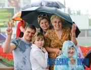 Дожди и прохладная погода ожидаются на Витебщине на этой неделе