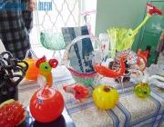 Хрупкие экспонаты и стеклянная выставка представлены в витебской ратуше  (+ФОТО)