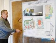 Концепция строительства центра батута в Витебске вынесена на обсуждение