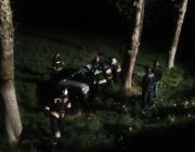 В автомобильной аварии под Чашниками погиб молодой отец и его 6-летняя дочь