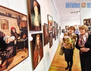 Бондарчук стал Годуновым, а Розенбаум – Меншиковым. Выставка фотохудожницы Екатерины Рождественской проходит в Витебске