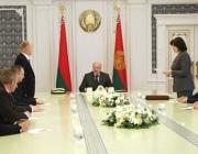 Президент согласовал назначение новых руководителей Оршанского и Бешенковичского районов