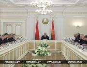 Лукашенко: прогноз социально-экономического развития на 2018 год должен быть реалистичным, но напряженным
