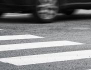 В Полоцком районе на трассе водитель сбил пешехода и скрылся с места ДТП