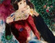 "Картину Марка Шагала ""Любовники"" продали с аукциона за $28,4 млн"