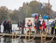 Витебские «моржи» выступят на Кубке мира в Латвии по плаванию в открытой воде