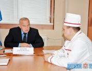 Реорганизация и строительство нового цеха стали ключевыми вопросами на выездном приеме граждан Николая Шерстнёва на ОМКК