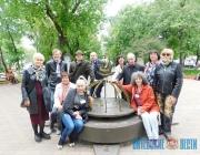 Писатели семи стран съехались в Полоцк на международный литературный фестиваль