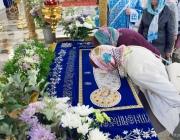Успение Пресвятой Богородицы отпраздновали в Витебске всенощной и шествием верующих
