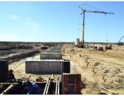 Строительство завода по производству белой жести в Миорах: финансирование идет, темп работ ускорится