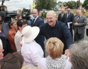 Александр Лукашенко: Копысь – пример того, какими должны быть городские поселки или поселки городского типа