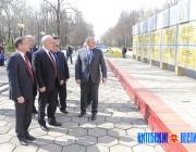 В Витебске обновили областную и городскую доски почета (+ФОТО)