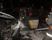 Директора СТО из Витебска подозревают в поджоге автомобиля