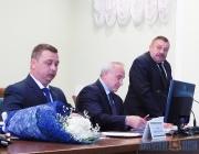Новые председатели Поставского и Шарковщинского райисполкомов  утверждены на сессиях местных Советов депутатов