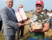 Оршанские аграрии намолотили свыше 100 тыс. тонн зерна при самой высокой урожайности в области