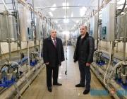 Более 2,5 млн рублей вложено в реконструкцию и строительство животноводческих объектов в Полоцком районе