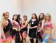 Конкурс «Золотая мониста-2017» собрал в Новополоцке любителей восточного танца из Беларуси и России