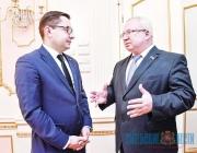 Владимир Терентьев и посол Польши обсудили актуальные вопросы сотрудничества
