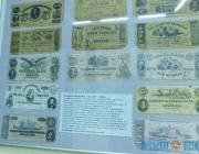 В витебском Музее истории частного коллекционирования открылась выставка о долларах