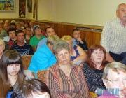 Глава Администрации Президента Наталья Кочанова провела прием граждан в Копыси