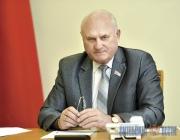 «Прямую линию» провел с жителями Витебской области член Президиума Совета Республики Национального собрания Республики Беларусь Александр Попков