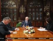 Лукашенко назначил нового помощника по Витебской области