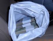 Витебская таможня пресекла вывоз незадекларированных 33,5 тыс. долларов