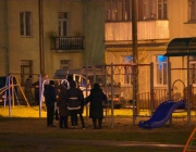 В Витебске на детской площадке нашли труп мужчины