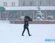 Оранжевый уровень опасности из-за сильного ветра объявлен на 16-17 января