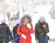 Снег и слабый мороз обещают синоптики на выходные