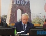 Наталья Кочанова представила нового главу Оршанского района