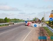 Ремонт подъездной дороги к витебскому аэропорту продолжат в следующем году