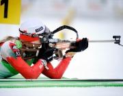 Сенненские биатлонисты достойно выступили в индивидуальных гонках «Спортивного снайпера» в Раубичах