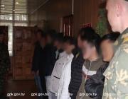 10 нелегальных мигрантов из Вьетнама задержаны в Поставском районе