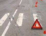 Таксист сбил женщину в центре Витебска