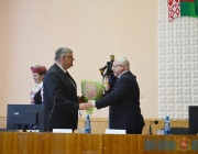 Владимир Быков возглавил Россонский район
