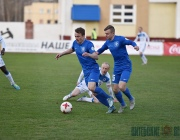 В субботу футбольный клуб «Витебск» сразится с новополоцким «Нафтаном» на поле Витебского ЦСК