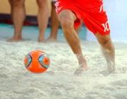 Международный турнир по пляжному футболу возобновят в Витебске