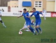 В субботу футбольный клуб «Витебск» сразится с минскими «Крумкачамі» на поле Витебского ЦСК