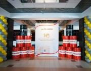 «ЛЛК-НАФТАН» вышел на рынки четырех стран в Европе и Азии