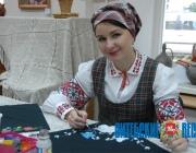 Дефиле в народных костюмах и стародавние танцы презентовали в Витебске (+ФОТО)