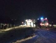 Водитель молоковоза погиб при столкновении с фурой под Витебском. Возбуждено уголовное дело