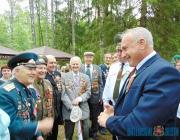 Ветераны и молодежь трех стран встретились на Кургане Дружбы (+ФОТО)