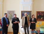 Фотовыставка известного актера Юозаса Будрайтиса открылась в Витебске