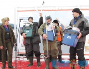 Самого удачливого рыбака-любителя области выбрали на озере под Витебском