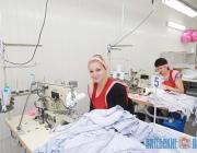 Известный белорусский бренд «Mark Formelle» открыл цех по пошиву белья и одежды в Лиозно
