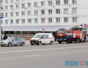 Оставленный рюкзак в центре Витебска: шутка обернулась шумом